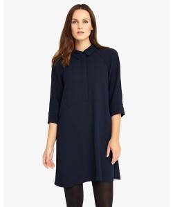 Phase Eight Bella Swing Dress Navy Dresses
