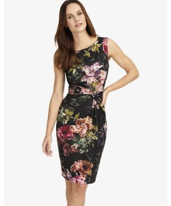 Phase Eight Burano Print Dress Multi-coloured Dresses