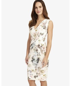 Phase Eight Marthe Floral Dress Multi-coloured Dresses