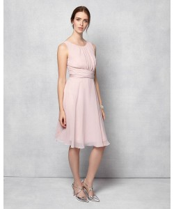 Phase Eight Marti Chiffon Dress Petal Dresses