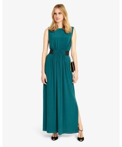 Phase Eight Petra Full Length Dress Jade Dresses