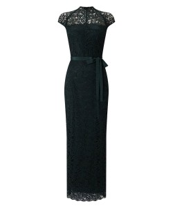 Phase Eight Ramona Lace Full Length Dress Juniper Dresses