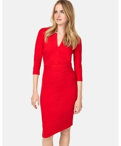 Phase Eight Roisin Dress Red Dresses