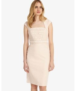 Phase Eight Sophia Beaded Dress Opal Dresses