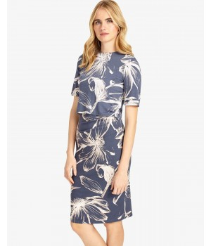 Phase Eight Daisy Etched Dress Multi-coloured Dresses