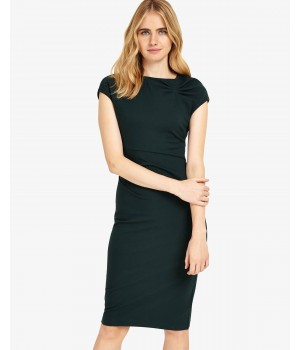 Phase Eight Sonia Structured Dress Forest Dresses