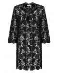 Jacques Vert Lace Shacket Black Dresses 10044329 | jacquesvertdressuk.com
