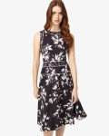 Phase Eight Black Dresses Darby Floral Dress | jacquesvertdressuk.com