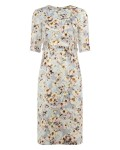 Phase Eight Ember Floral Dress Mineral Dresses