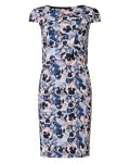 Phase Eight Pansy Print Dress Multi-coloured Dresses