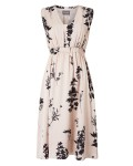 Phase Eight Tatiana Printed Dress Black/Cameo Dresses
