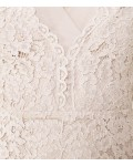 Reiss Dahlia Cloud Lace Dress