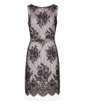 Reiss Eleonora Black Lace And Fringe Dress 29829920,Reiss LACE AND FRINGE DRESSES